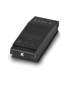 OKI C650 Tonerkassette Schwarz