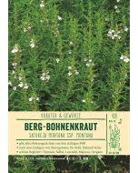 Sortenschild, Satureja montana ssp. montana