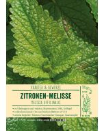 Sortenschild, Melissa officinalis