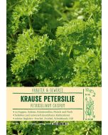 Sortenschild, Petroselinum crispum