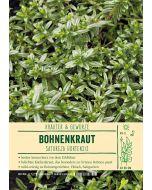 Sortenschild, Satureja hortensis