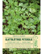 Sortenschild, Petroselinum crs neapol.