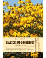 Sortenschild, Rudbeckia nitida