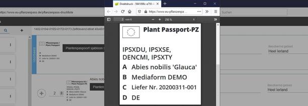 EU-plantenpaspoort-print overzicht PDF
