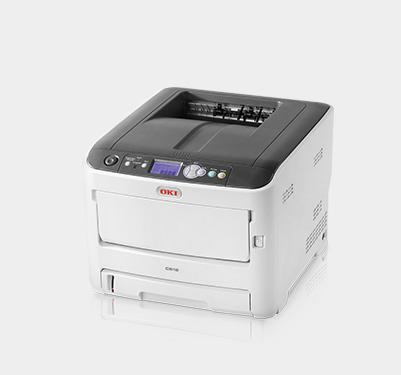 Farblaser-Etikettendrucker