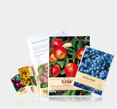 Bildetiketten und Pflanzenschilder von Güse als Musterartikel bestellen