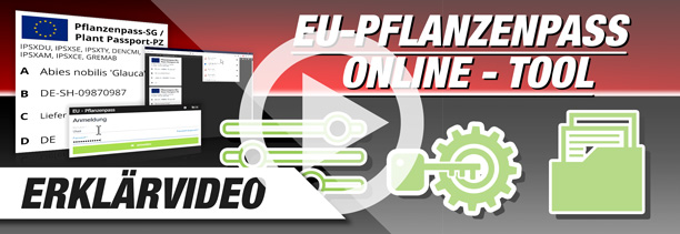 YouTube Video Plant Passport online
